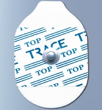 ECG electroden Top Trace 51 x 33 mm. Eerste keus.  - Copy