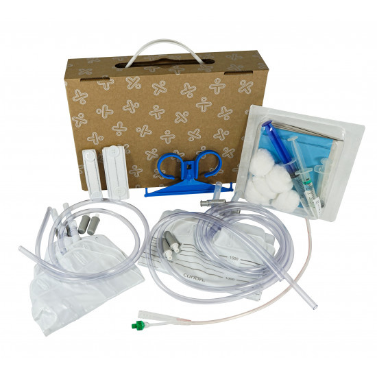 Starter package acute care indwelling catheter - CH16