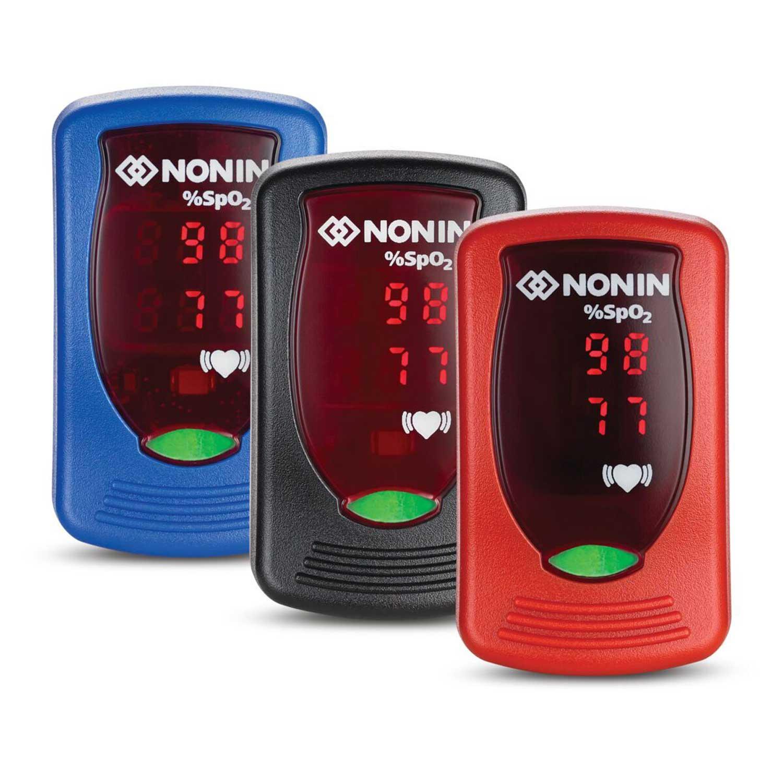 Nonin onyx vantage pulse oximeter, saturatiemeter - 9590