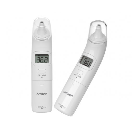 Omron thermometer gentle temp 520
