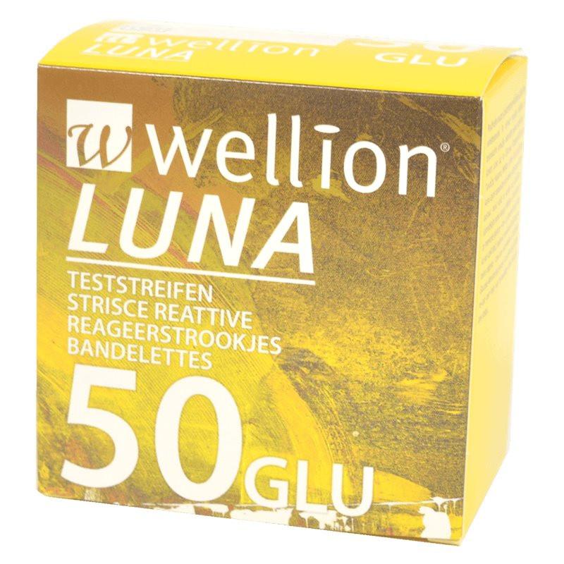 LUNA test strips - 50 pieces