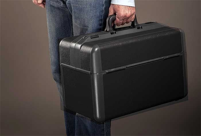 Dürasol Ideal GP doctor's bag emergency case