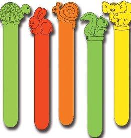 Medische Vakhandel Plastic tongspatels 50 stuks