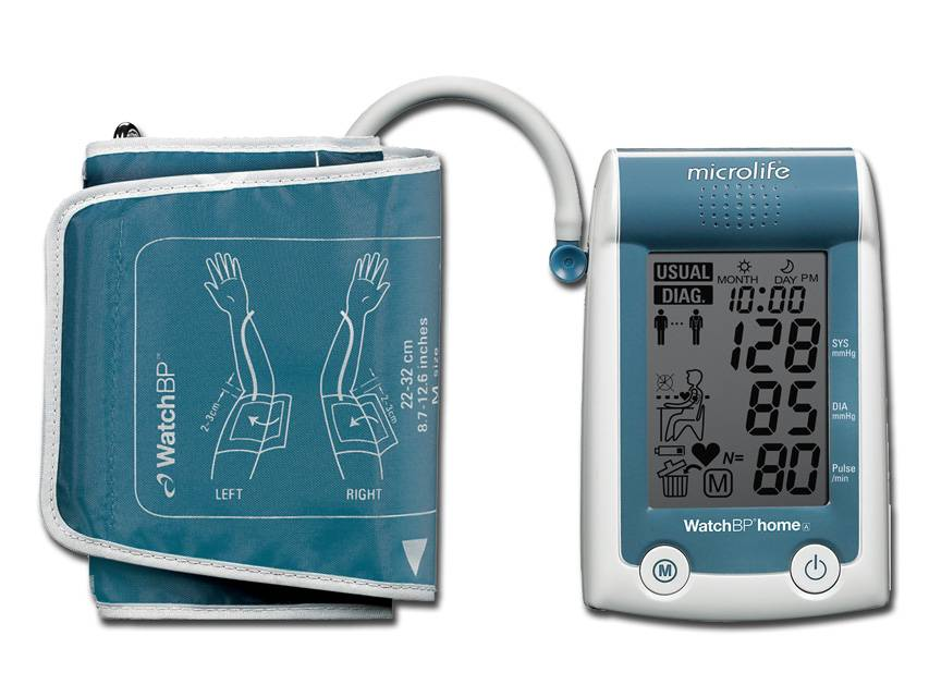 Microlife WatchBP Home A (atrial fibrillation detection)