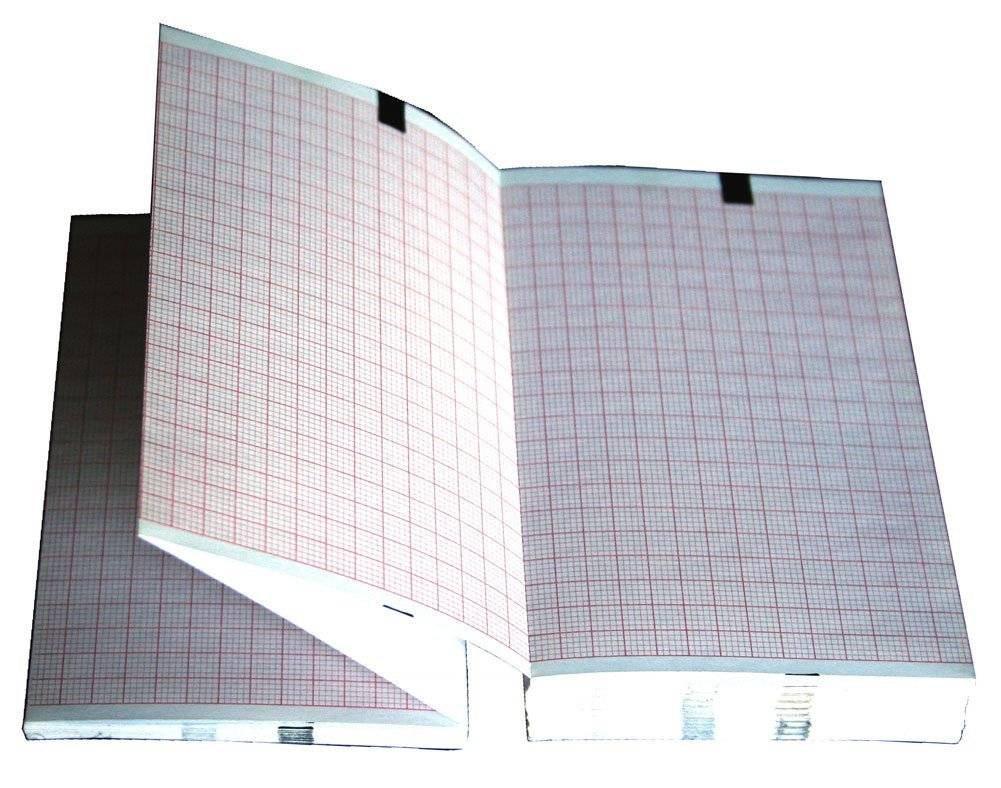 Welch Allyn CP50 printing paper - 114 mm x 70 mm - 250 sheets