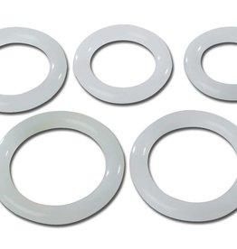 Medische Vakhandel Silikon Ring-Pessar, Ø 65 mm