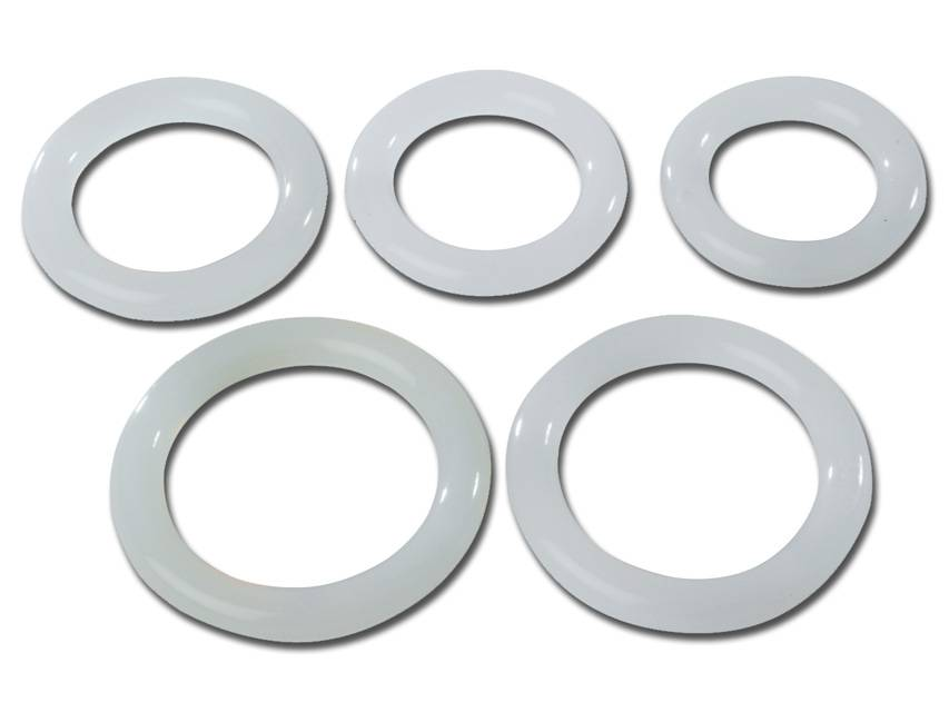 Silikon Ring-Pessar Ø 80 mm