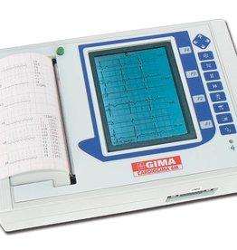 Medische Vakhandel Cardiogima 6M  3/6/12 Kanal mit Interpretation