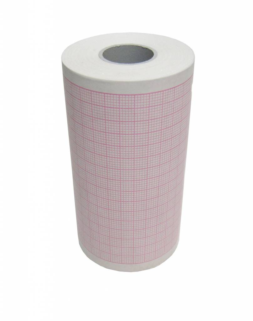 ECG paper for the cardiogima 12+12M - box with 5 rolls