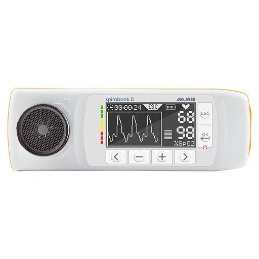Spirobank II Advanced Spirometer MIR