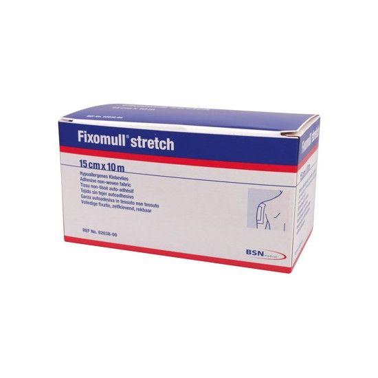 Fixomull Stretch - 10 m x 15 cm