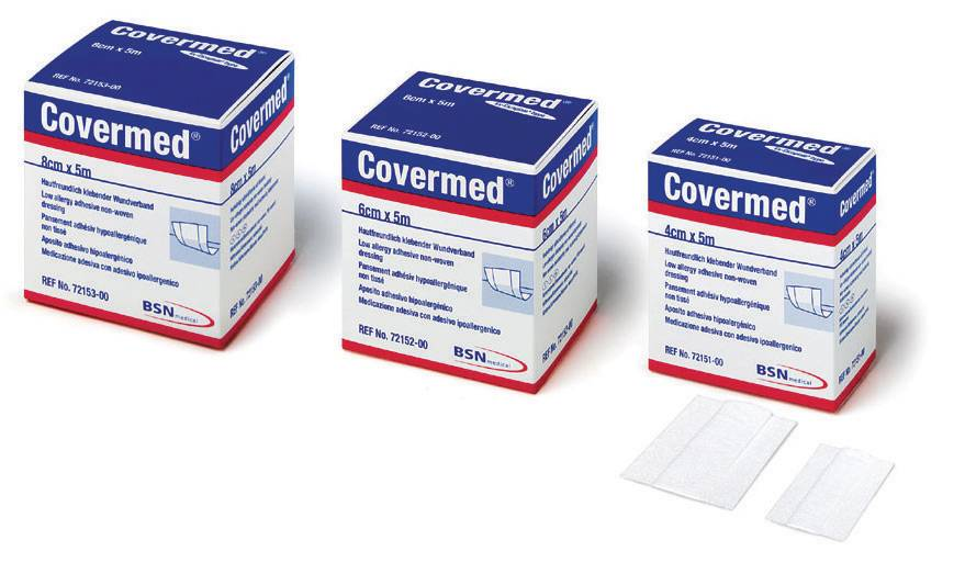 Covermed Wundverband, 5 m x 6 cm