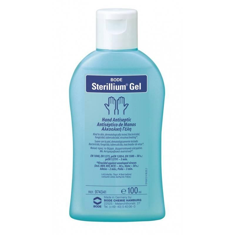 Sterillium gel pure - 100 ml