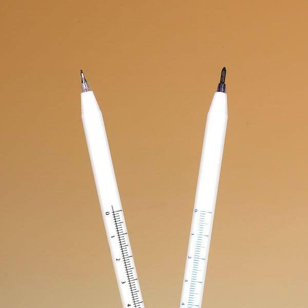 Huid marker bij ingrepen Standaard 1 mm paars/violet