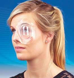 Medische Vakhandel Sterile watch-glass eye bandage