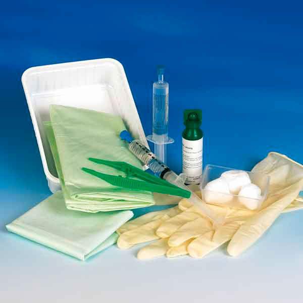 Mediware Plus Katheterset, steril