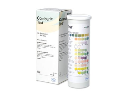 Combur 10 -100 Test Strips