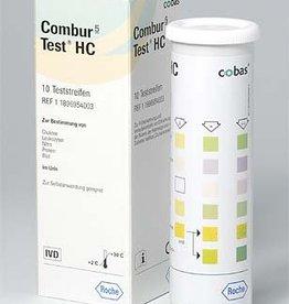 Roche Combur 5-Test HC 10 strips, ideaal voor uw visitetas