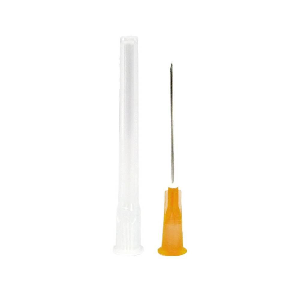 Naald BD 0,50x16mm 25G oranje sc 100 stuks