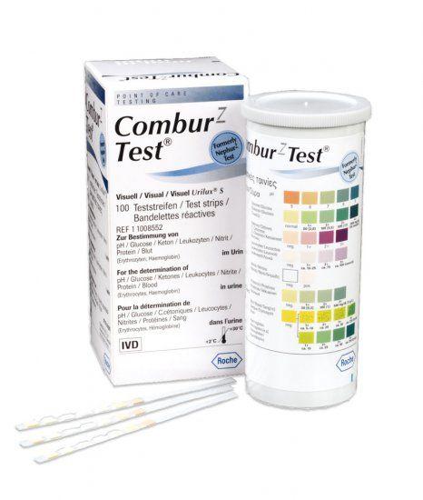 Combur 7-Test - 100 Test Strips
