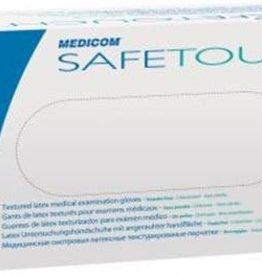 Medische Vakhandel Handschoen SafeTouch Connect latex large 100 stuks