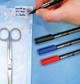 Medische Vakhandel Stericlin fijnschrijver voor disposables 1 stuk kleur zwart