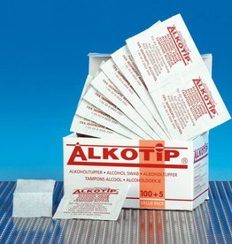 Medische Vakhandel Alcohol deppers Alkotip® doos 100 stuks