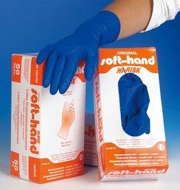 Medische Vakhandel Soft-Hand Hi-Risk - powder free - small - 50 pieces