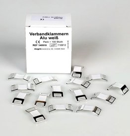 Medische Vakhandel Bandage clips - 100 pieces