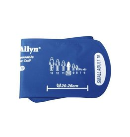 Welch Allyn Flexiport Blutdruckmanschette 1 sl 20 x 26 cm Erwachsene klein (10)