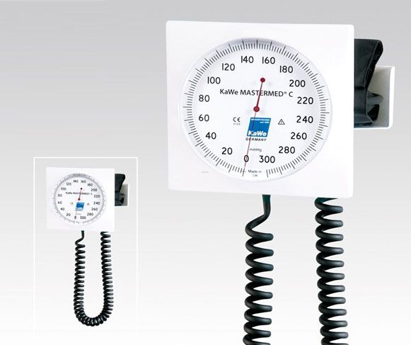 Kawe Masterman C Blutdruckmessgerät Wandmodell