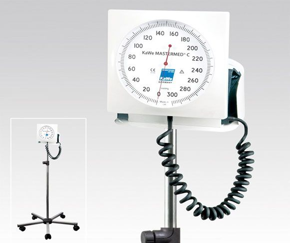 KaWe MASTERMED C statiefmodel bloeddrukmeter