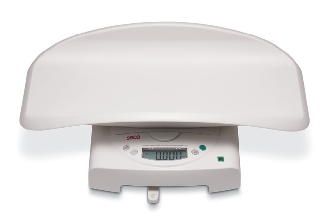 Seca 384 Digital baby and infant scale - Medically calibrated class III
