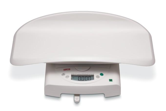 Seca 384 digitale baby- en peuterweegschaal - medische geijkt klasse III
