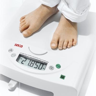 Seca 354 digitale baby- en peuterweegschaal