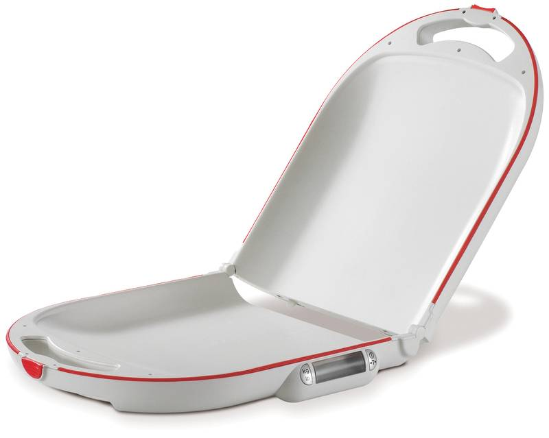 Soehnle 8320 folding baby scale with calibration report