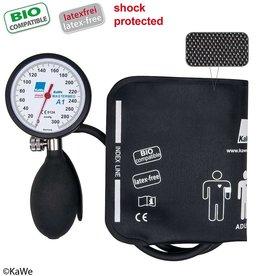 KaWe KaWe MASTERMED bloeddrukmeter, shock protected en bio compatible manchet, Kunststofring