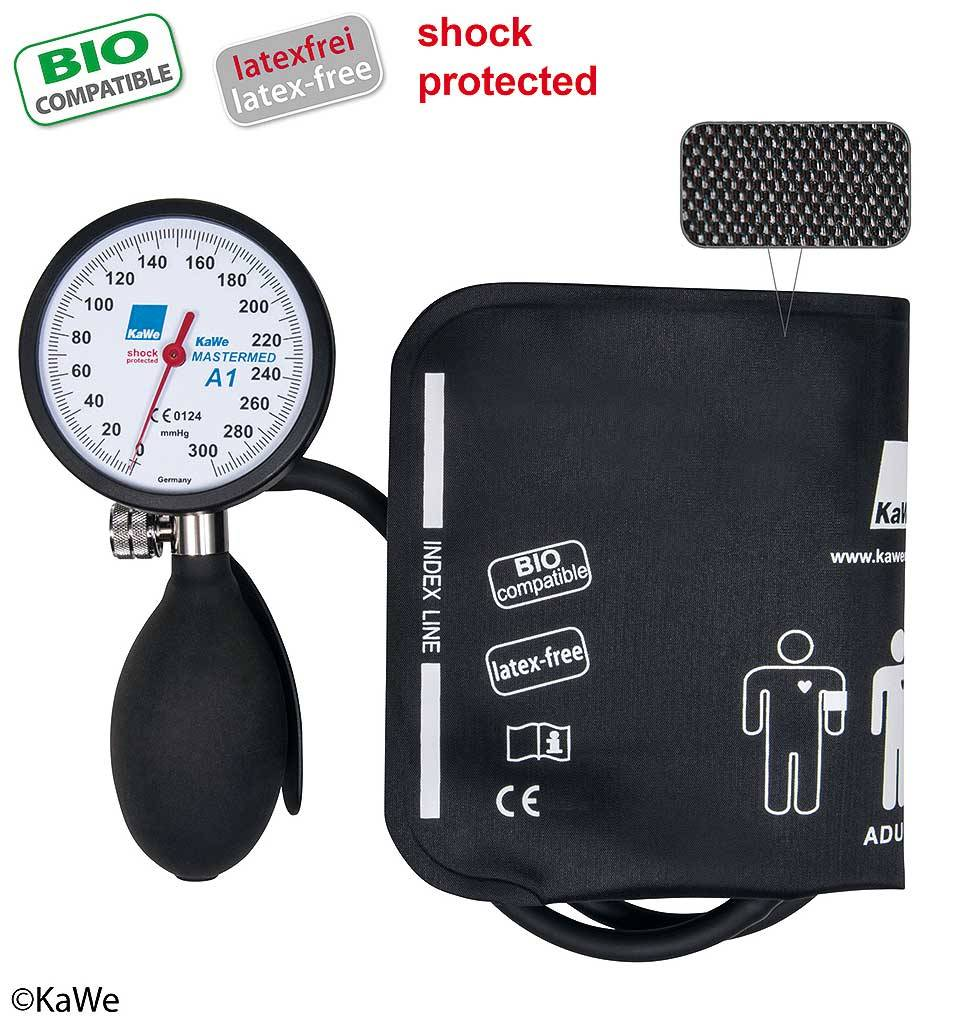 KaWe MASTERMED blood pressure monitor - plastic ring
