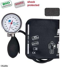 KaWe KaWe MASTERMED bloeddrukmeter, shock protected en bio compatible manchet, metaalring