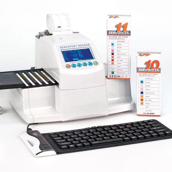 Servotest® Reader calibratiestrips 25 stuks