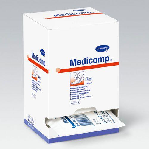 Hartmann Medicomp Vliesstoffkompressen