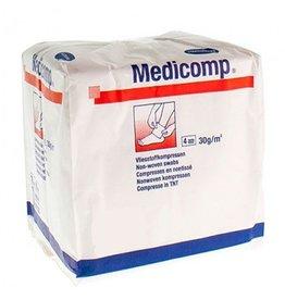 Medische Vakhandel Medicomp® Hartmann niet steriel 10 x 10 cm 1 zak van 100 stuks