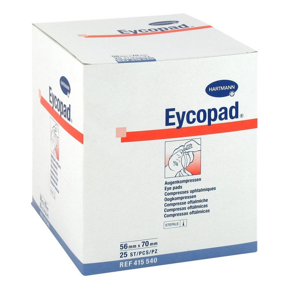 Eycopad® - 56 x 70 mm - 25 pieces