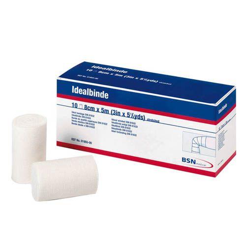 Hartmann stretch bandages - 5 m x 12 cm