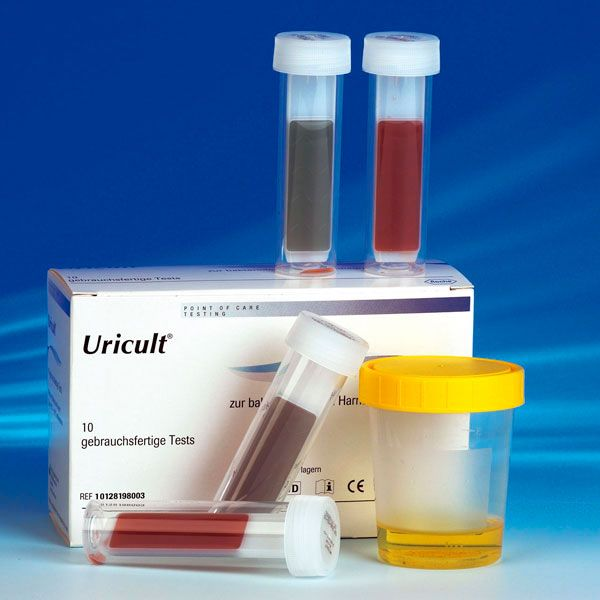 Uricult® Nährboden - 10 Stück