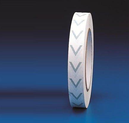 Sterilisationsband, 50 meter x 19 mm