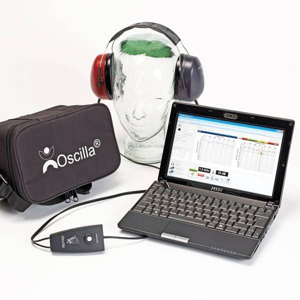 Audiometer Oscilla USB-330 USB 350B