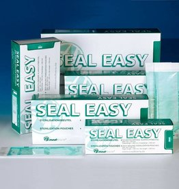 Medische Vakhandel Seal-Easy Autoclav-Selbstklebebeutel, 140 x 330 mm, 200 Stück
