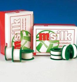 Medische Vakhandel M.silk 2.50 cm x 5 m - 24 pieces with sealing ring