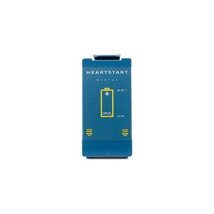 Philips HeartStart lithium-mangaandioxide batterij (M5070A)